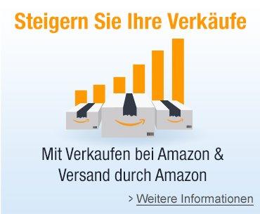 Verkaufen bei Amazon & Versenden bei Amazon