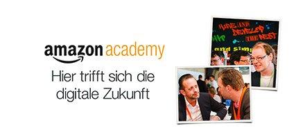 Amazon Academy: Hier trifft sich die digitale Zukunft