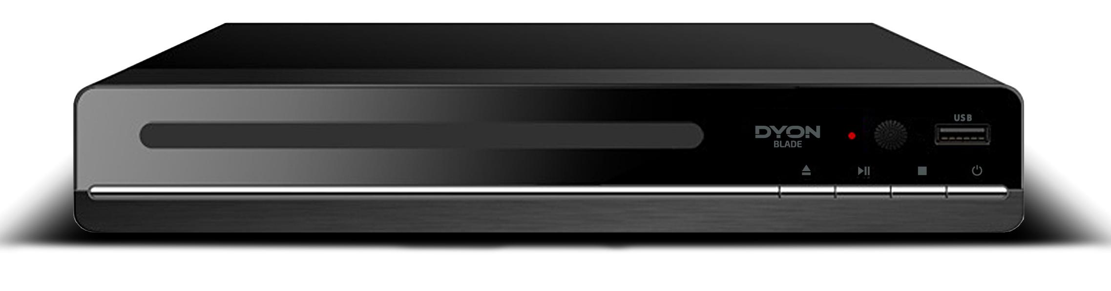 dyon d810014 blade dvd player mit hdmi und usb. Black Bedroom Furniture Sets. Home Design Ideas