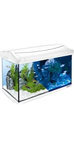 tetra aquaart led aquarium komplettset f r krebse 30 l haustier. Black Bedroom Furniture Sets. Home Design Ideas