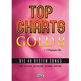 Top Charts Gold 8
