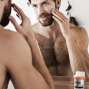 Gesichtspflege für normale Haut