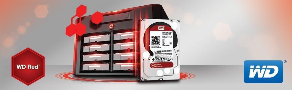 WD Red NAS-Festplatte