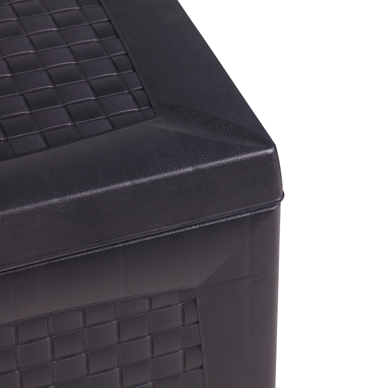 vanage aufbewahrunsgboxen auflagen kissen aufbewahrungsbox hippo circa 120 x 52 x 60 cm. Black Bedroom Furniture Sets. Home Design Ideas