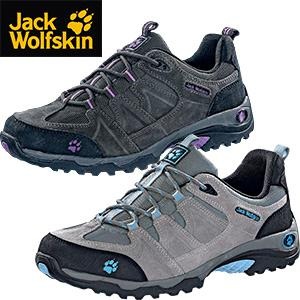 jack wolfskin damen wanderschuhe sport freizeit. Black Bedroom Furniture Sets. Home Design Ideas