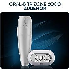 Braun Oral-B TriZone 6000 elektrische Premium-Zahnbürste