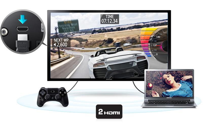 Samsung t22d390ew 54 61 cm 21 5 zoll led monitor vga hdmi usb