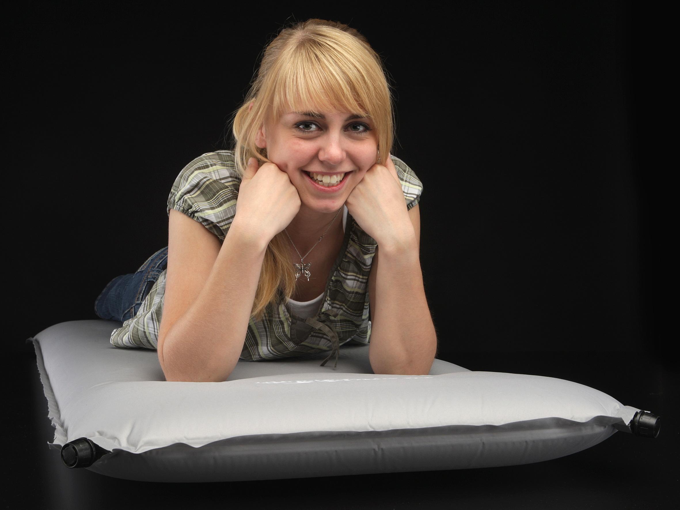 skandika isomatte deluxe 10 cm. Black Bedroom Furniture Sets. Home Design Ideas