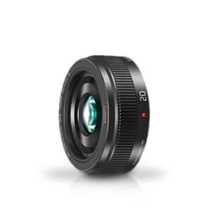 H-H020A LUMIX G 20mm / F1.7 II ASPH