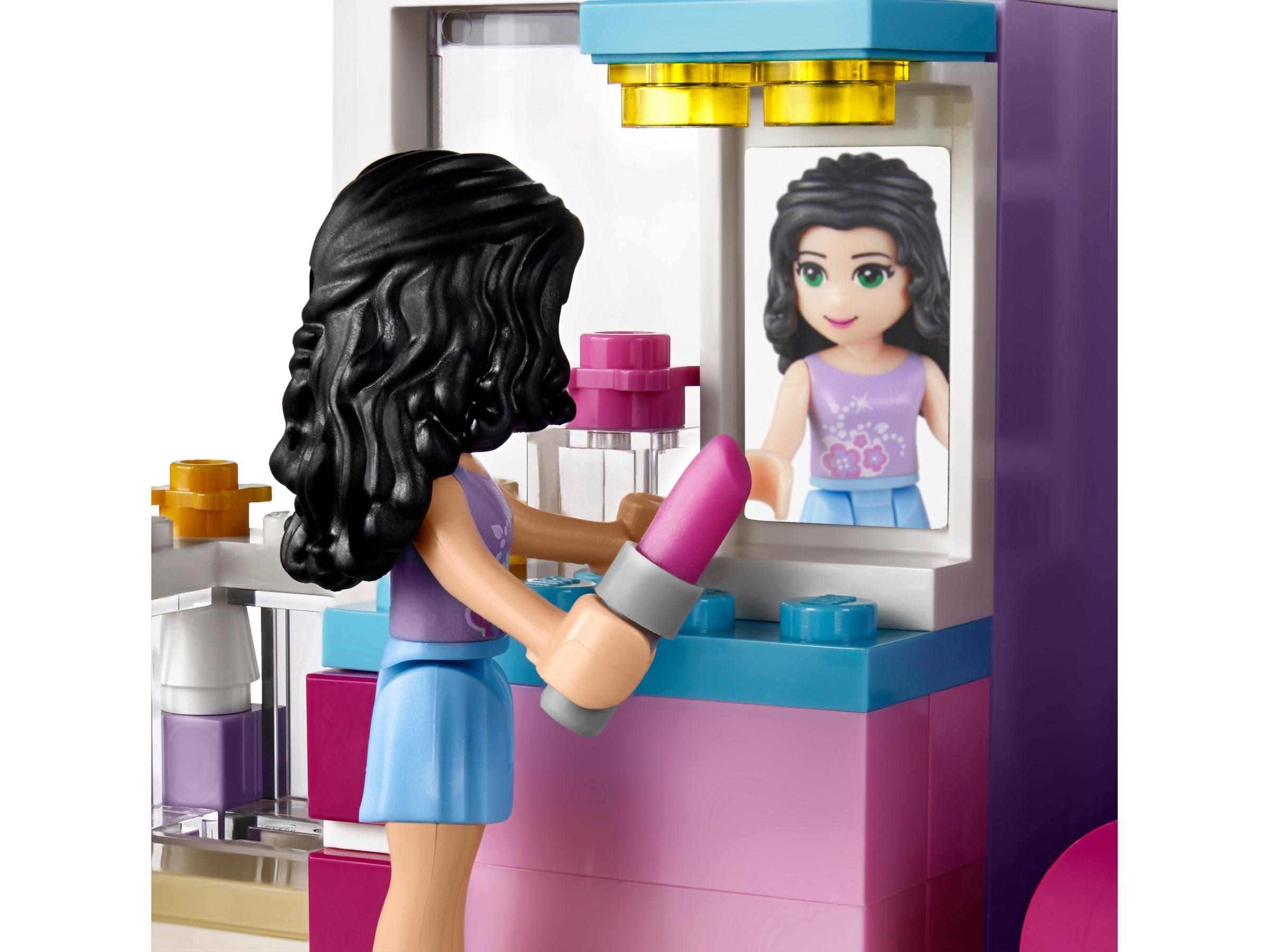 LEGO Friends 41095 Emmas Familienhaus Neu in OVP Neuheit