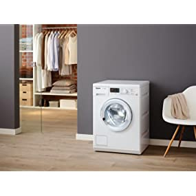miele waschmaschine wda 110 wcs 1400u min 7kg a schontrommel b ware ebay. Black Bedroom Furniture Sets. Home Design Ideas