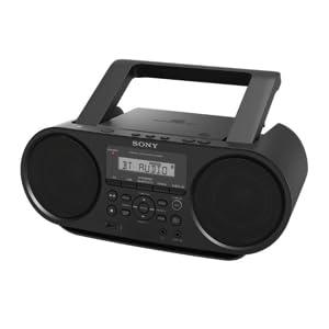 sony zs rs70btb digitales cd audiosystem bluetooth usb cd dab dab funktion nfc schwarz. Black Bedroom Furniture Sets. Home Design Ideas