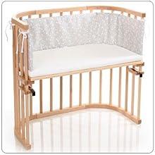 babybay 100102 beistellbett baby bettchen 39 das original 39 wei lackiert baby. Black Bedroom Furniture Sets. Home Design Ideas