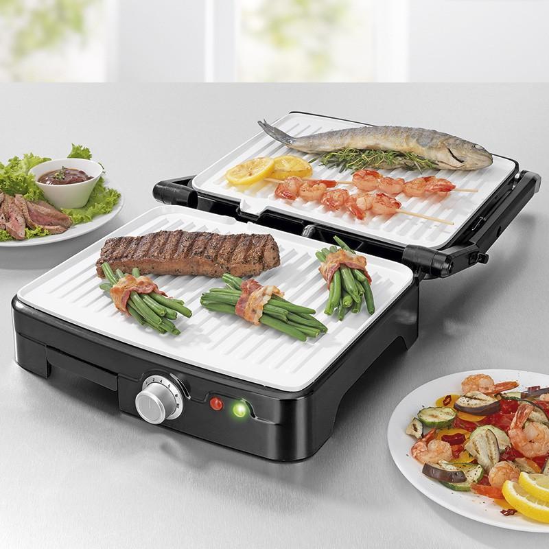 Профессиональное оборудование для кухни: контактные прижимные грили, фото-1