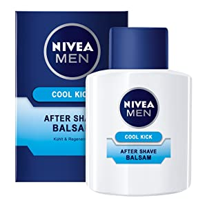 NIVEA MEN Cool Kick After Shave Balsam Balm