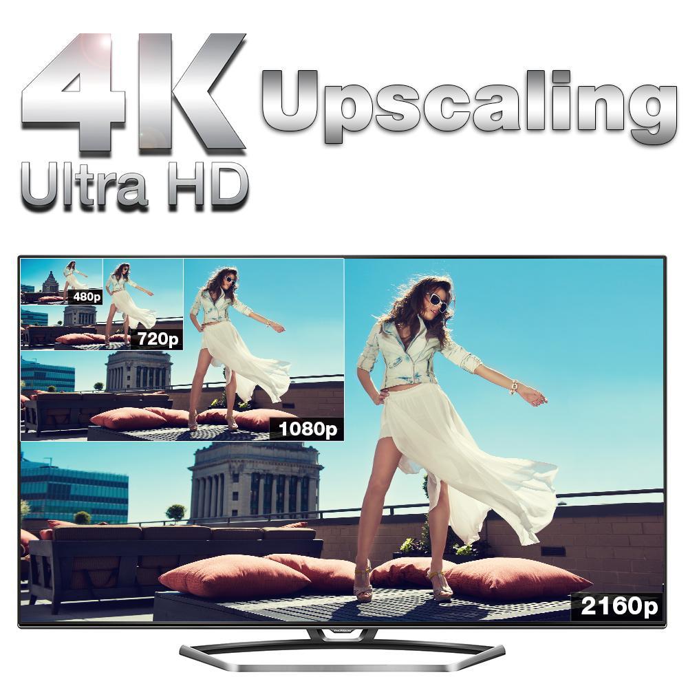 ue75hu7500 led fernseher 3d smart tv ultra hd amazonde. Black Bedroom Furniture Sets. Home Design Ideas