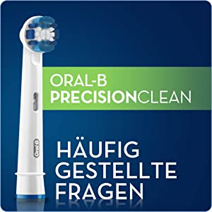 Braun Oral-B Aufsteckbürsten Precision Clean