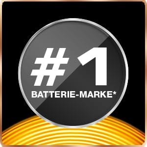 Nummer 1 Batterie-Marke*
