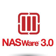 Exklusive NASware-Technologie