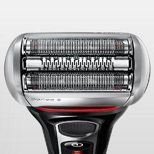 Braun Series 5 5070cc elektrischer Folienrasierer mit Clean&Charge-Station