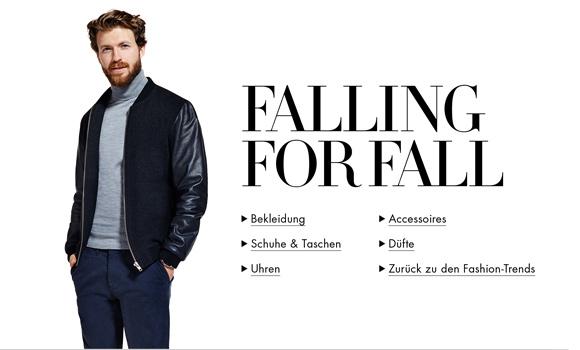 Herbst-Outfit auf Amazon.de