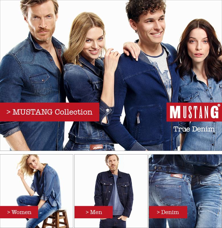 Mustang Online Shop