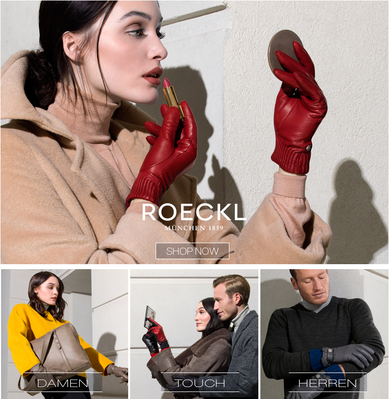 Roeckl online shop