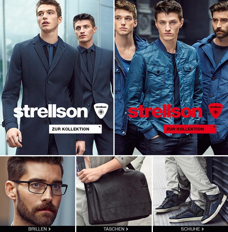 Strellson online shop
