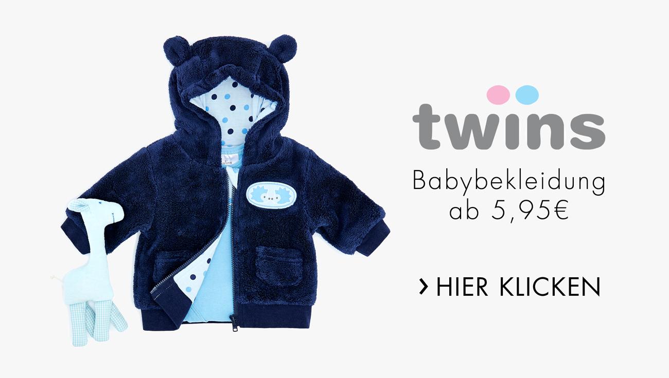 Twins Babybekleidung