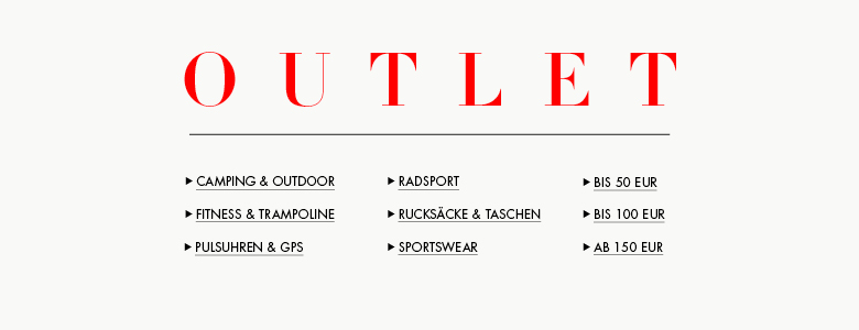 OUTLET Apparel