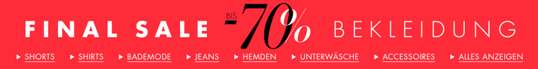 Sale Bekleidung Herren SSV 2014
