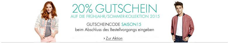 Frühjahr/Sommer Kollektion 2015