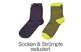 Socken und Strumpfhosen Damen reduziert