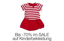 Kinderbekleidung stark reduziert