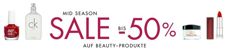 Beauty Mid Season Sale