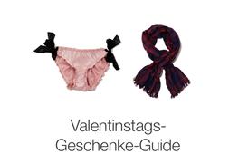 Valentinstags Geschenke Guide