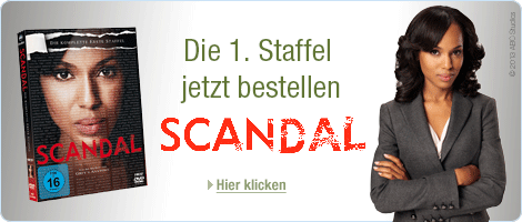 Scandal Staffel 1