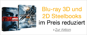 Steelbooks zum Aktionspreis