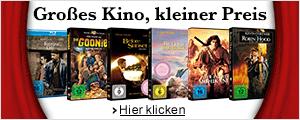 Gro�es Kino, kleiner Preis