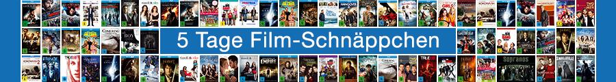 Amazon 5 Tage Film Schnäppchen Aktion