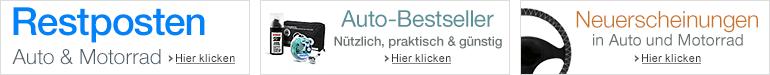 Auto-Outlet und Bestseller