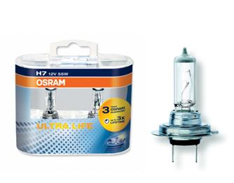 OSRAM ULTRA LIFE - Weitere Features