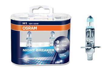 OSRAM NIGHT BREAKER PLUS - Weitere Features