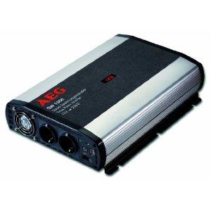 aeg 97122 sinus spannungswandler sw 1500 watt 12 volt auf. Black Bedroom Furniture Sets. Home Design Ideas