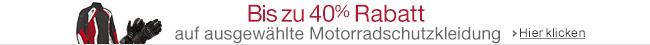 Motorradschutzkleidung