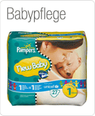 Babypflege