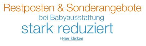 Amazon.de: Restposten bei Baby