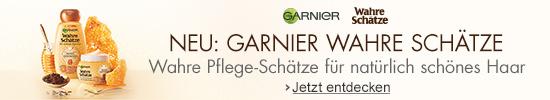 Neu: Garnier Wahre Schätze