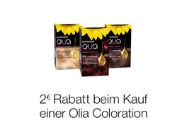 Olia 2 EUR Rabatt