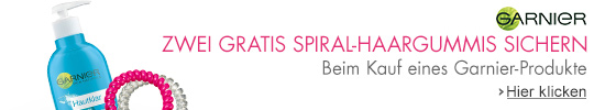 Gratis Spiral-Haargummis sichern